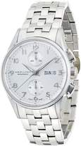 Hamilton Men's Steel Bracelet & Case Automatic -Tone Dial Chronograph Watch H32576155