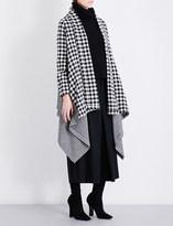 Limi Feu Houndstooth wool-blend coat