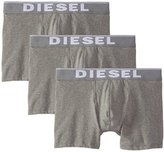 Diesel Men's Sebastian 3-Pack Essentials Boxer Brief