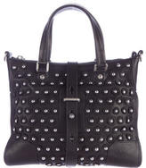 Belstaff Studded Nottingham 38 Bag