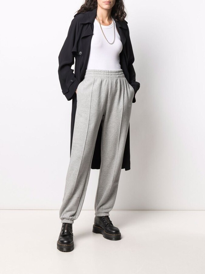Thumbnail for your product : Nike Classic logo-embroidered track pants