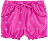 Okie Dokie Bubble Shorts - Baby Girls newborn-24m