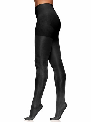 Berkshire Women's The Easy On 40 Denier Shine On Opaque Control Top Tights