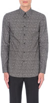 Givenchy Star Logo Regular-fit Cotton Shirt