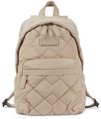 Marc Jacobs Quilted Nylon Backpack