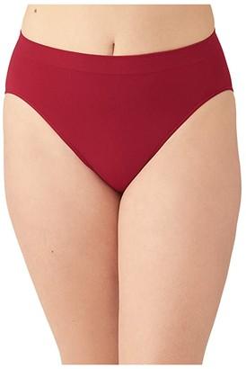 Wacoal B-Smooth High-Cut Brief 834175 (Black) Women's Underwear