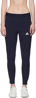 adidas Navy 3-Stripes Training Pants