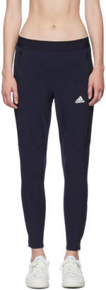 adidas Navy 3-Stripes Training Pants