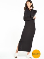 Calvin Klein Jeans Darna Jersey Dress - CK Black