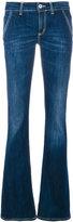 Dondup Bianca bootcut jeans - women - Cotton/Polyester/Spandex/Elastane - 25