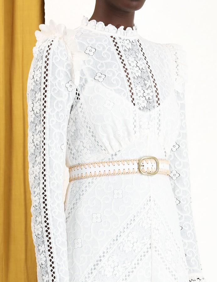 Thumbnail for your product : Zimmermann Ric Rac Belt