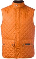 Belstaff quilted gilet - men - Polyester/Acetate/Cupro - 44