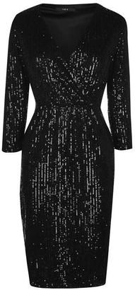 SET Wrap Dress