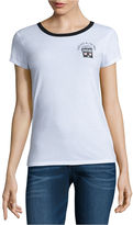 Arizona Short Sleeve Ringer Graphic T-Shirt