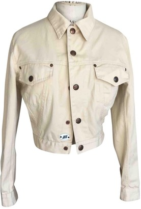 Jean Paul Gaultier Beige Denim - Jeans Jackets