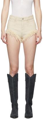 Isabel Marant Off-White Eneida Shorts