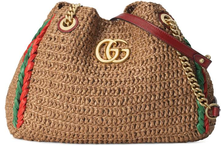 Gucci Online Exclusive GG Marmont medium tote bag