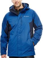 Columbia Rockaway Mountain Interchange Jacket