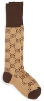 Gucci Men's Gg Socks