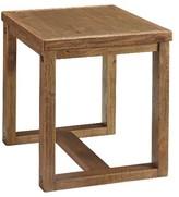Ashley Tamilo Chairside End Table - Grayish Brown - Signature Design®