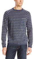 Agave Men's Preston Long Sleeve Striped Shirt with Pocket
