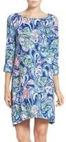 Lilly Pulitzer 'Edna' Pima Cotton T-Shirt Dress