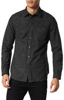 Diesel S-Gru Shirt, Black