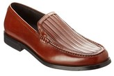 Kenneth Cole New York Filter It Leather Loafer.