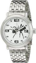 Marvel Men's W002266 Ant-Man Analog Display Analog Quartz Silver Watch