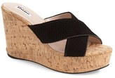 Dune London Women's 'Karmen' Wedge Sandal