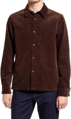 A.P.C. Joe Corduroy Shirt Jacket
