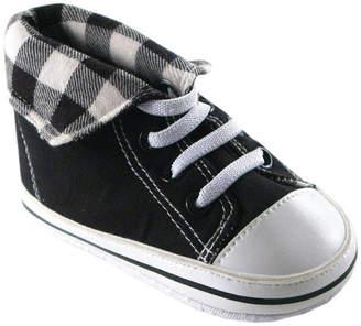 Luvable Friends Hi-Top Sneakers