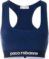 Paco Rabanne cropped tank top