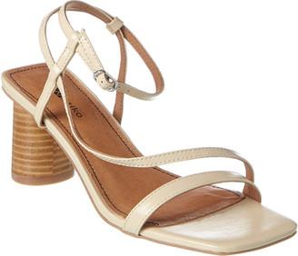 Matiko Sophia Leather Sandal