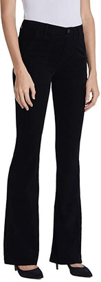 AG Jeans Angel Fatigue in Super Black (Super Black) Women's Casual Pants