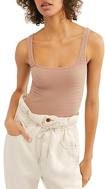 Free People Square One Seamless Tank