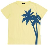 Thumbnail for your product : Il Gufo Printed cotton T-shirt