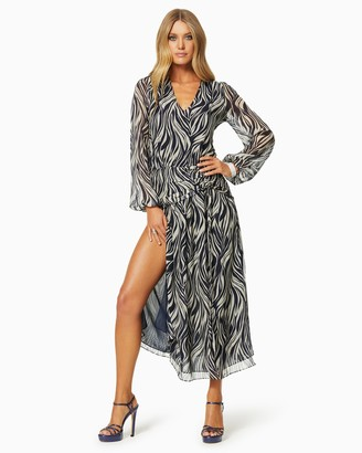 Ramy Brook Printed Marcella Dress