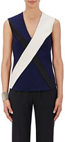 Lanvin Women's Mock Wrap Top