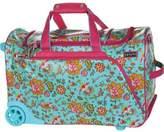 Kalencom Women's Hadaki by Good Times Roller - Paradise Blue Weekender Bags