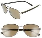 BOSS '0762/S' 58mm Polarized Navigator Sunglasses