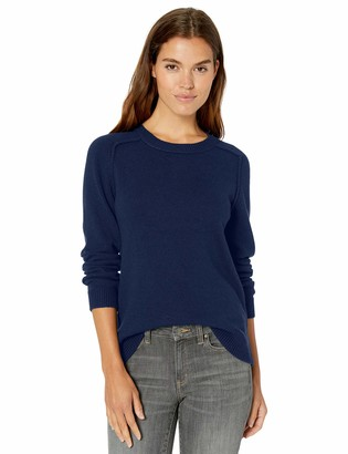 Daily Ritual Amazon Brand Women's Wool Blend Crewneck Sweater