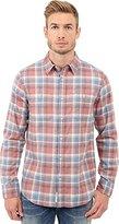 Lucky Brand Men's Snap Pocket Workwear Shirt