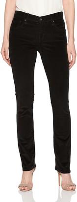 James Jeans Women's Slim Pencil Leg Baby Corduroy Pant