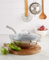 Martha Stewart Collection Culinary Science by 4-Qt. Chef's Pan, Created for Macy's