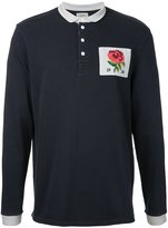 Kent & Curwen Stokes Rose polo shirt