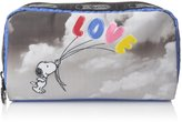 Le Sport Sac 6511 G068 Rectangular Cosmetic Bag