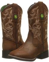 John Deere Everyday Square Toe Men's Work Boots