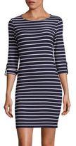 Melissa Odabash Striped Bodycon Dress