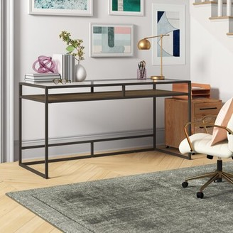 Glass Desk Shop The World S Largest Collection Of Fashion Shopstyle
